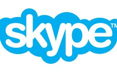 Picture of the Skype logo, which is where I first met Jack.