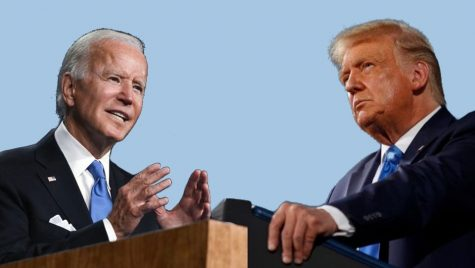 Clarion reacts to 2020's first Presidential debate