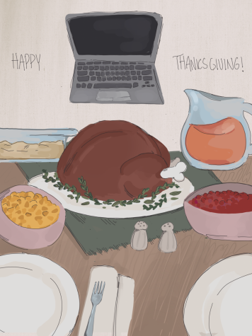 Thanksgiving during a pandemic