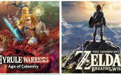 Legend of Zelda. Graphic by Ali Beatty.
