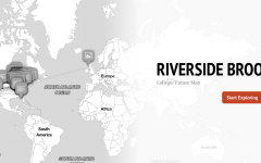 Interactive college map