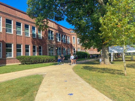 Bulldogs back to school: students adapting to new atmosphere